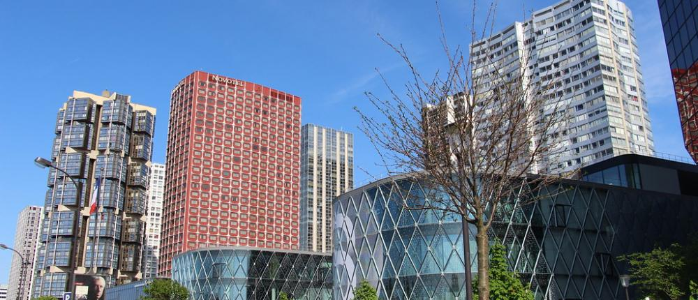 Shopping in Paris at the Centre Commercial Beaugrenelle
