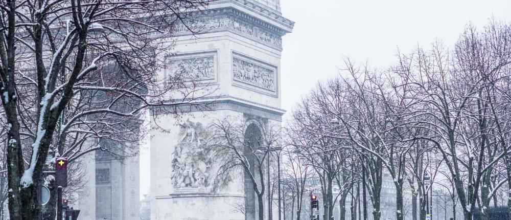 Winter in Paris: discover our city's most beautiful walks