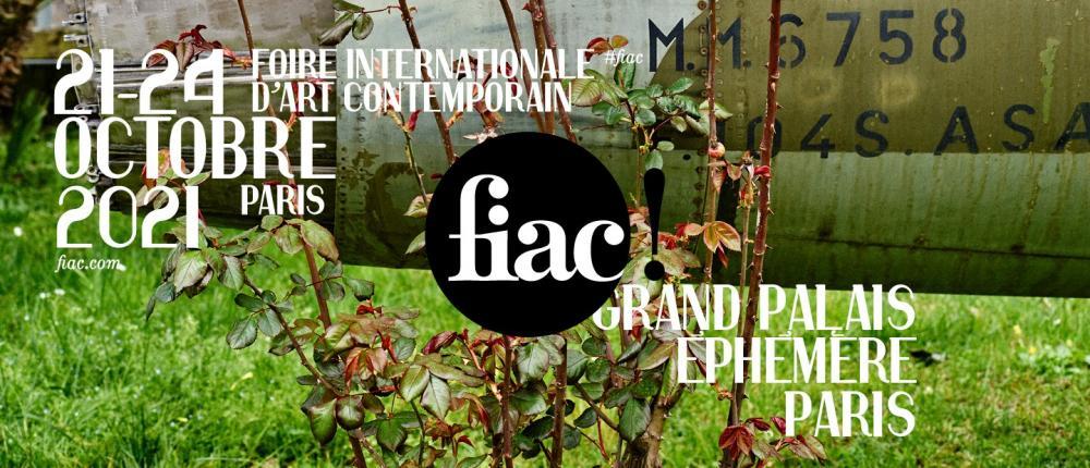 Toute la création mondiale contemporaine se retrouve à la FIAC !