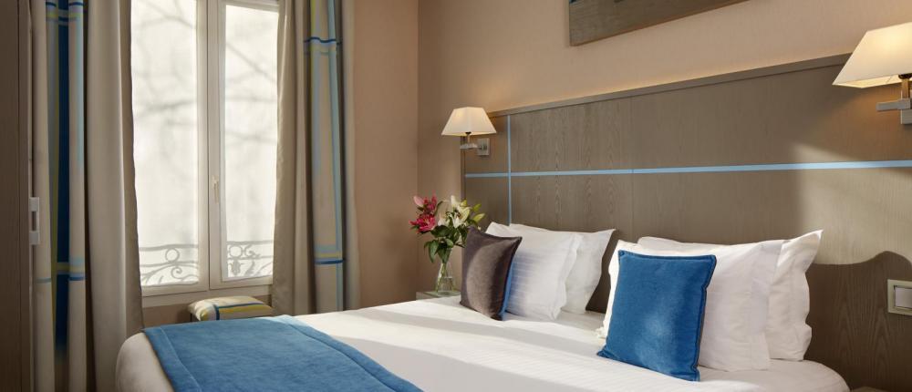 L'hôtel Alizé Grenelle est toujours ouvert, même pendant le (re)confinement